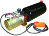 Chief? 12 Volt Double Acting Power Unit -- 253-108
