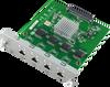 4-port Gigabit Base Ethernet Card -- UNOP-1514RE -Image