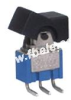 Miniature Rocker and Lever Handle Switch -- RLS-102-A3 - Image