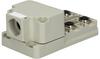 M12 wiring block Weidmüller SAI-4-M 5P M12 - 1701230000