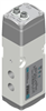 Proportional Servo-Pneumatic Control Valve -- M2D