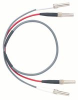 TROMPETER ELECTRONICS - PCMWTL-D-48 - PATCH CORD CABLE, 48IN, GRAY -- 657954