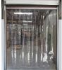Strip Doors -- Econo Max QuickStrip Strip Door Curtain System