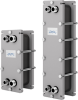 Fusion-Bonded Plate Heat Exchangers -- AXP AN - Image