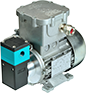 ATEX Compliant Diaphragm Liquid Pump -- NF 1.100 EX -Image