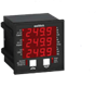 Compact 96 X 96 Mm Din Cased, 3 Phase Power Meter -- M812