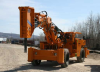 Low Profile Mobile Rock Breaker -- TM12 Series