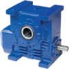 Right Angle Worm Gearboxes -- WM Series Metric
