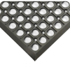 Wearwell Worksafe 478 Gray Styrene Butadiene Anti-Fatigue Mat - 3 ft Width - 20 ft Length - 715411-53603 -- 715411-53603
