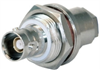 10-06573-242 MilesTek TRB Twinaxial Bulkhead Jack to Cable entry 3-Lug Female Isolated for cable 30-02002 -- 10-06573-242 - Image