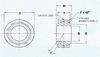 FKS / FKST Heavy Duty Precision Series Spherical Bushings -- FKS3