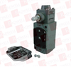 ALLEN BRADLEY 802T-A3P ( LIMIT SWITCH, NEMA TYPE 4/13, OILTIGHT CONSTRUCTION, PLUG-IN, LEVER TYPE, SPRING RETURN, STANDARD OPERATING TORQUE, 2-CIRCUIT, CW OPERATION ONLY, 600 VAC MAX, 10 AMP MAX ) -Image
