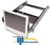 "Chatsworth Products 4 Post LCD Monitor Shelf,  19""W X.. -- 13380-729 - Image"