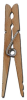 WOODEN CLOTHESPINS SPRING/30 -- 42-255 - Image
