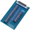 Terminal Block – HD44 Male to 28 Screw Terminals – for 8011 -- TB08