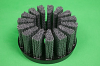 Silicon Carbide Filament, V Tuft --Disc Brush -- 0634800