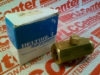 CHECK VALVE BRASS 1/2IN 2000PSI -- C30B