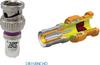 Double Bubble RG-15 HD BNC Coax Compression Connector -- DB15BNCHD-25 - Image