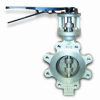 Butterfly Valve with LUG Type -- LD 006-BTC2