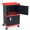 Dual Storage Cabinet Carts -- 12064