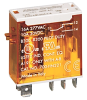 12V DC GP Slim Line Relay -- 700-HK32Z12-4