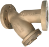 Cast Bronze Flanged End Y Strainers -- 852