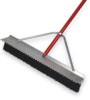 Industrial Duty Broom,Scarifying Edge -- 3PCC1