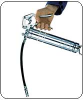 One Hand Operated Grease Gun -- LAGH 400