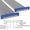 Rectangular Cable Assemblies -- C3BBG-6018G-ND -Image