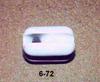 Porcelain Airplane Insulator -- 6-72 - Image