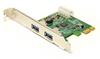 PGR USB 3.0 PCIe Card -- U3-PCIE2-2P0 - Image