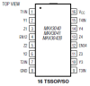 ±10kV ESD-Protected, Quad 5V RS-485/RS-422 Transmitters -- MAX3040 - Image