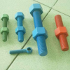 TEFLON Plated Stud Bolt -- LD-023-BN-PTFE1 -- View Larger Image