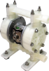 Air Operated Double Diaphragm (AODD) Pump TC-X150 Series -- 1/2