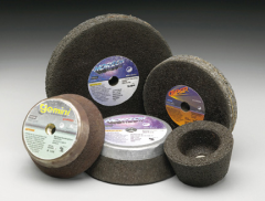 Bonded Abrasives - Cylindrical Wheel via Norton Abrasives