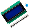Display Modules - LCD, OLED Character and Numeric -- 1528-1503-ND -- View Larger Image