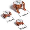 1010VS, 1212VS, 2014VS Series High Current Air Core Inductors -- 1010VS-111 - Image