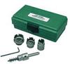 Kwik Change Stainless Steel Hole Cutter Kit - GL-655 -- GL-645-001