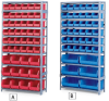High-Density Shelving with AkroBins -- 4426302