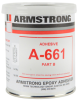 Armstrong A-661 Epoxy Adhesive Hardener Part B 1 pt Can -- A-661B PT