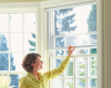 Retractable Window Screens -- Serene - Image
