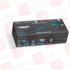 BLACK BOX CORP KV421A ( REVERSE KVM SWITCH 4 PORT, NATIVE VGA, PS/2 )