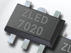 High Current 40V LED Driver with Internal Switch -- ZLED 7020 - Image