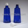 Plastic Bottle, HDPE, Cylinder, Natural, 16oz -- CPR01103N - 244100160 - Image