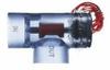 127045 - Gray PVC liquid flow switch; 0.5 GPM, 1/2