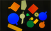 Bare Polymer Retarder Film -- BH-050-? - Image