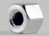 Dome Cap Nut Steel 6 Zinc DIN1587, M5X.8 -- M50651 - Image