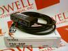 FIBER AMPLIFIER SENSOR PNP 12-24VDC 2M CABLE -- FS265P