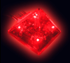 Logisys Pyramid Thermal Fan Controller (Red) -- 16010