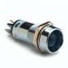 LED Pilot Light, Blue Lens -- PL-612-B - Image